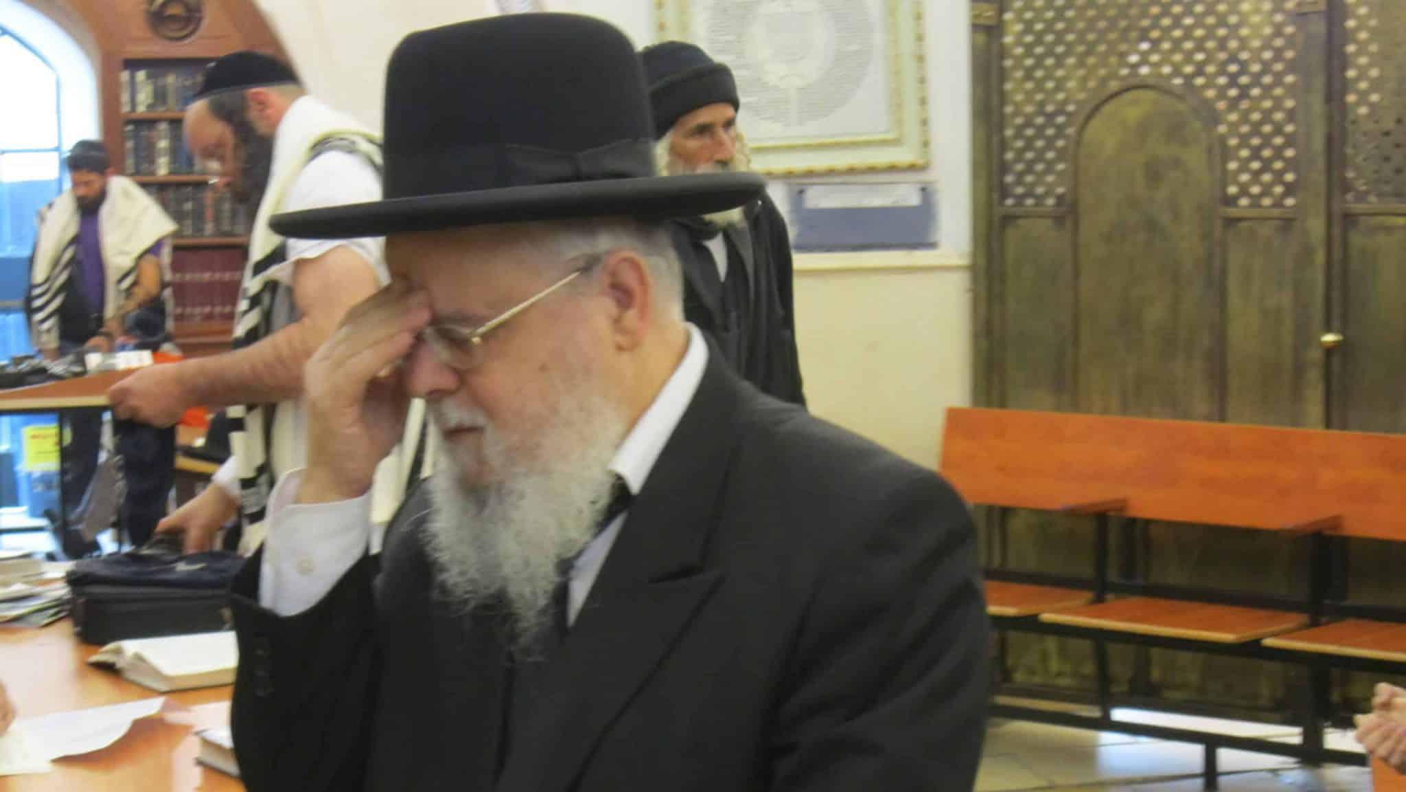 הרב יהושע ברכץ פרקי תהילים שמצילים מהקורונה