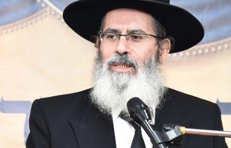 """הרב נפתלי אברז'ל עושה סדר בהלכות מעשר בט""""ו בשבט"""
